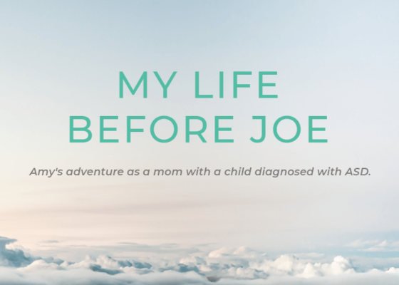 My Life Before Joe – Entry #3